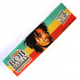 Papieriky Bob Marley - Pure Hemp
