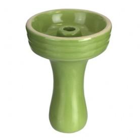 Korunka na vodnú fajku Phunnel Ceramic Green