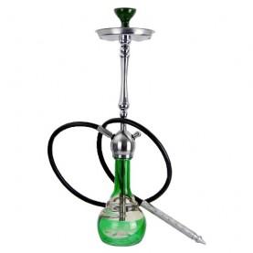 Vodná fajka Aladin Green Click 80 cm