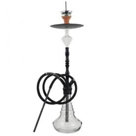 Vodná fajka DUD Shisha Hercules 85 cm - black