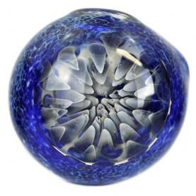 Sklenená fajka Pyrex American Blue Modrá