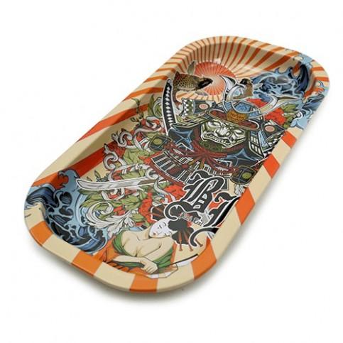 Tácka Roll Tray Ronin & Geisha od Black leaf