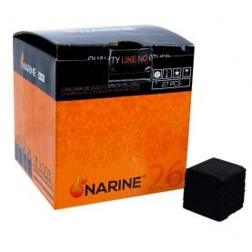 Uhlíky do vodnej fajky Narine 0,5 kg
