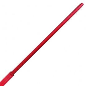 Hadica na vodnú fajku Silicone Red