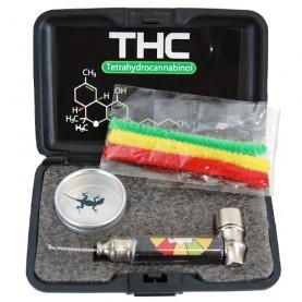 Darčekový set Šlukovka Mini fajka THC
