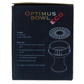 Korunka na vodnú fajku Optimus Bowl Eco