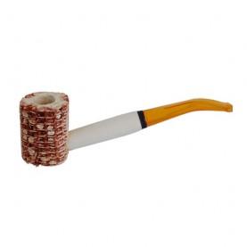 Šlukovka kukuruku - kukuričná fajka 2