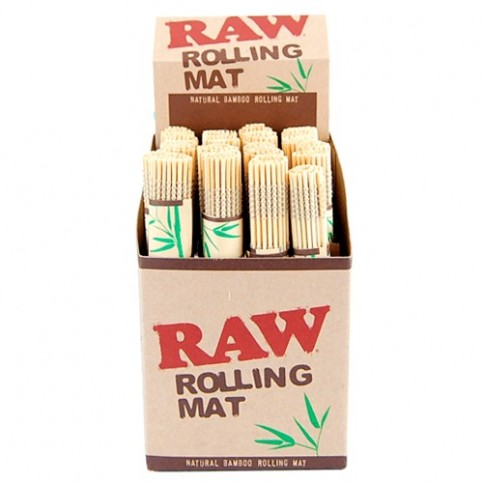 Bambusová rolovačka Bamboo Matt RAW