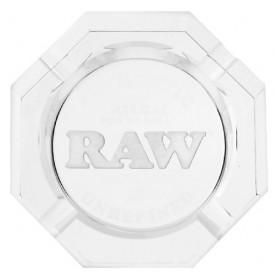 Krištáľový popolník RAW Glass