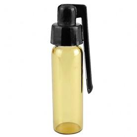 Snuff Nádobka – Yellow Glass