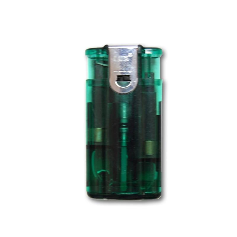 Zapaľovač – Lux Softflame/Jet (Green)