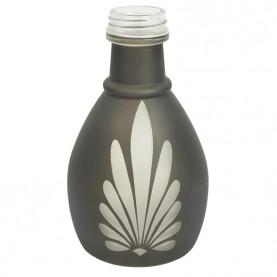 Vodná fajka Aladin ROY 21 - 63 cm black