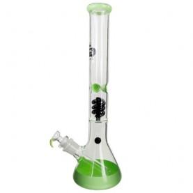 Sklenené Bongo GG Beaker Green in Box 46 cm