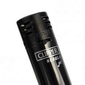 Zapalovač CLIPPER tryskový Jet Dark Nebula