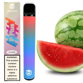 E-shisha Puff Ice - elektronická vodná fajka - Ľadový vodný melón