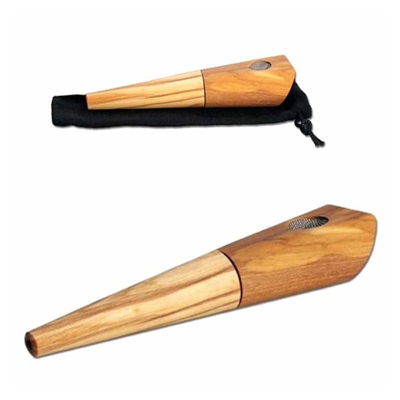 Šlukovka Actitube olivewood