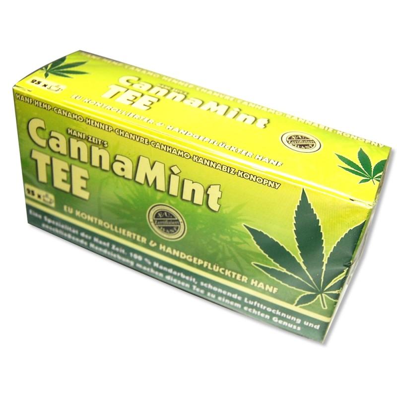 Cannabis Tea – CannaMint