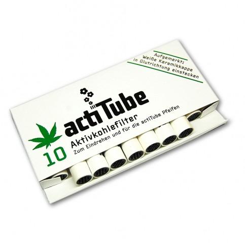 Uhlíkový filter – Acti tube 10ks