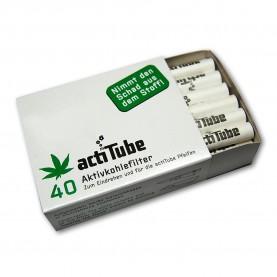 Uhlíkový filter – Actitube 40ks