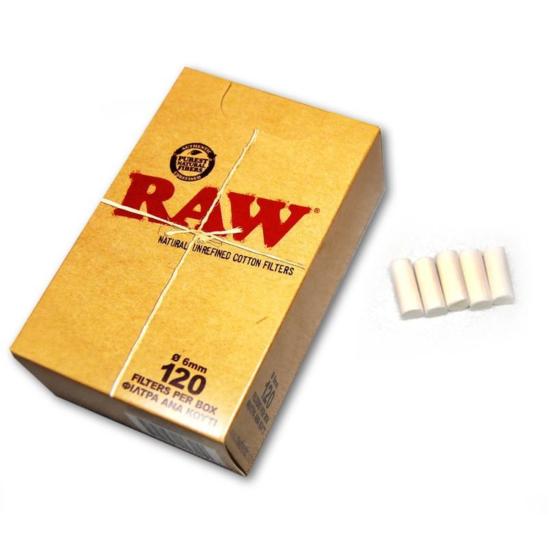 Filter – RAW Cotton Slim 120ks