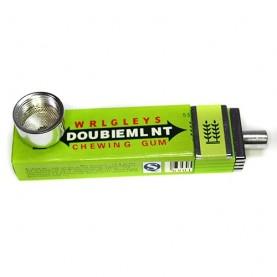 Šlukovka Doublemint zuvacka (kovova)