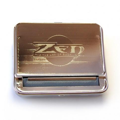 Tabatierka s rolovačkou cigariet ZEN 79 mm