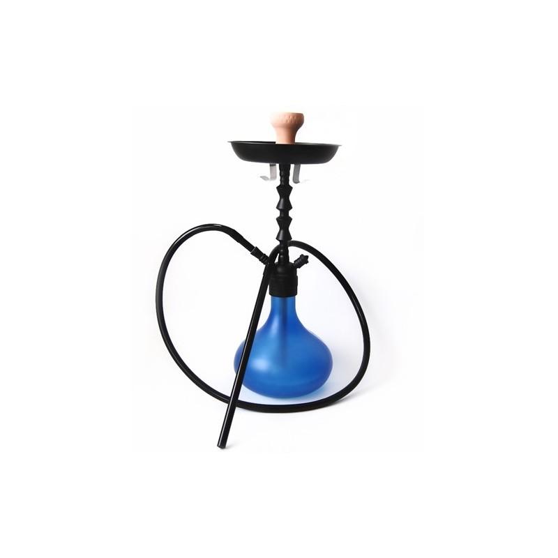 Vodná fajka Bullshit blue 62cm