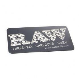 Grinder Raw Schredder card kovová