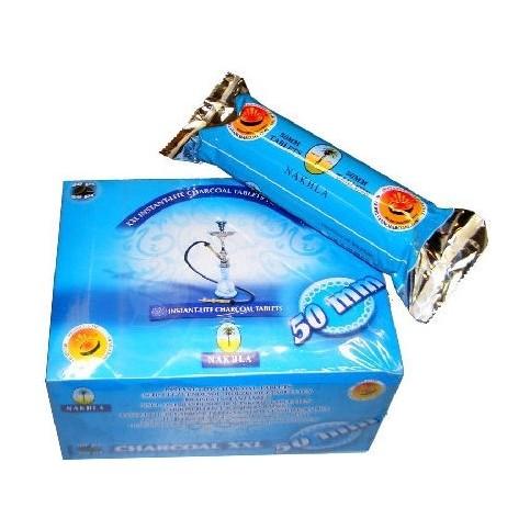 Uhlíky do vodnej fajky Instant Lite XXL 50 mm