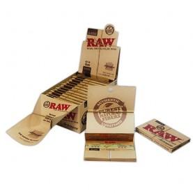 Papieriky RAW Artesano + filtre 1/4