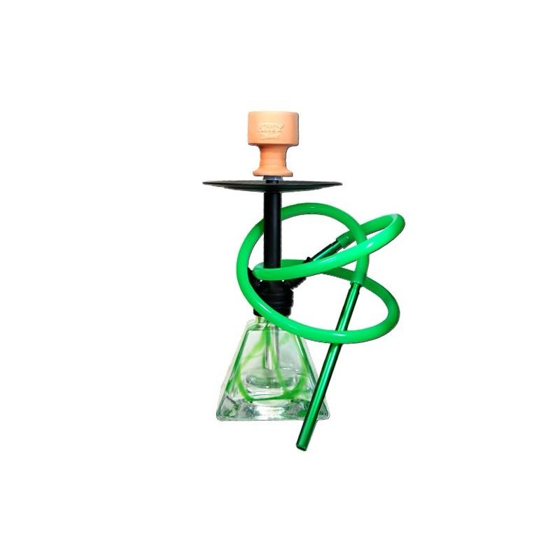 Vodná fajka AMY Deluxe Falcon Green