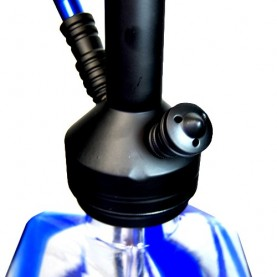 Vodná fajka AMY Deluxe Falcon Blue