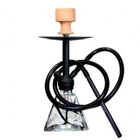 Vodná fajka AMY Deluxe Falcon Black