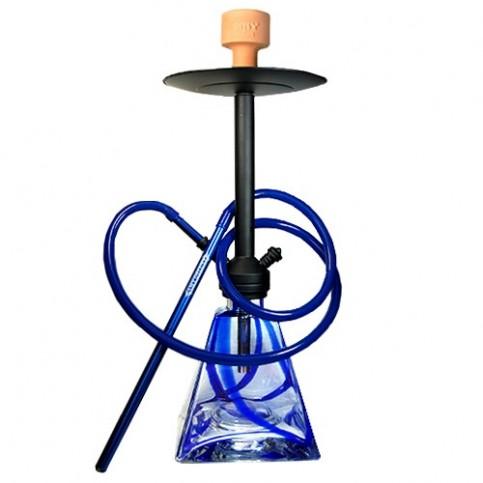 Vodná fajka AMY Deluxe ZURI Blue