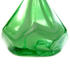 Vodná fajka AMY Rough Diamond Green