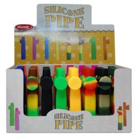 Šlukovka silikón farebná