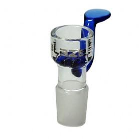 Šluk na bong s rúčkou 19 mm