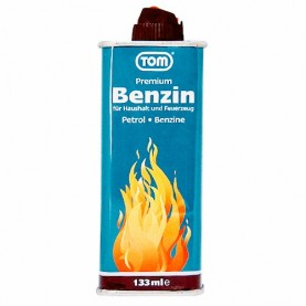 Benzín do zapaľovača Flame club 133ml