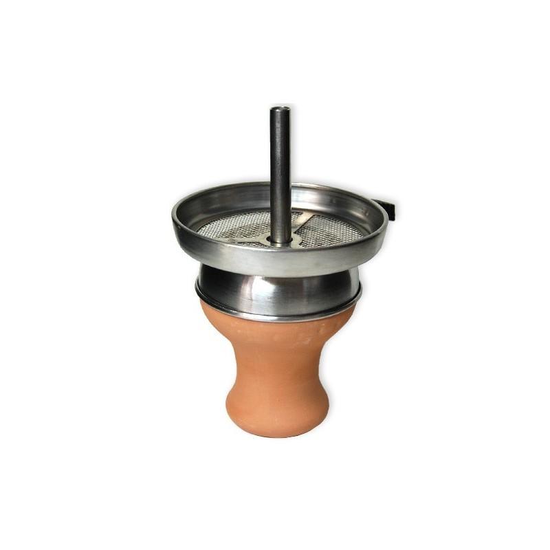 SET - Badcha na korunku 6 + korunka Clay (9978)