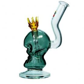 Bong sklo Lebka Crown