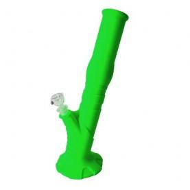 Bong silicone difuzor ICE Green
