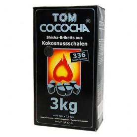 Uhlie do vodnej fajky Tom Coco Silver 3kg