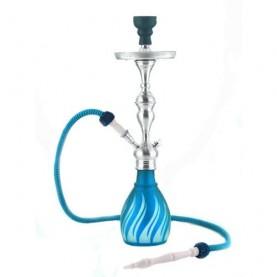 Vodná fajka Aladin Bali 65 cm tyrkysová