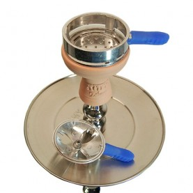 Vodná fajka AMY Sharqi - blue