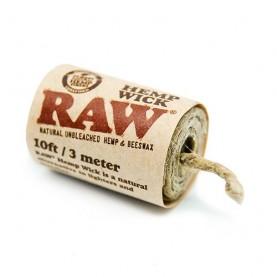 RAW zápalná šnúrka Hemp Wick 300 cm