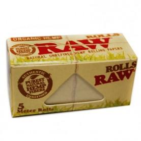 Papieriky RAW – Rolls Organics