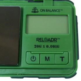 Váha On Balance Reload 0,001g/20g