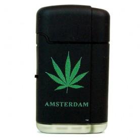 Zapaľovač Double Jett Amsterdam