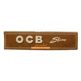 Papieriky OCB Slim Virgin