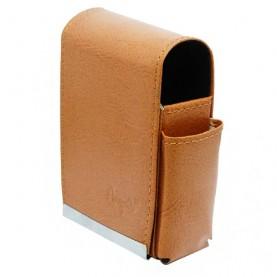 Cigaretové púzdro Angelo brownie
